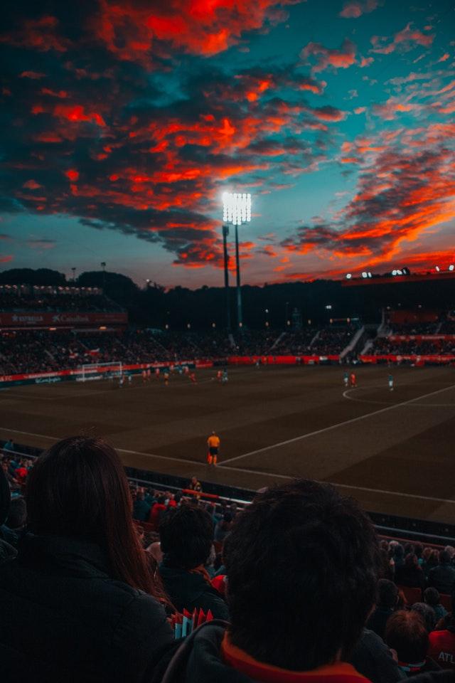 Trening piłki nożnej w Warszawie